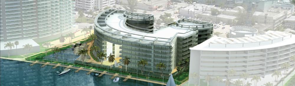 Peloro Miami Beach Aerial